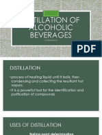 Distillation of Alcoholic Beverages-PPT