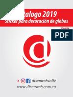 CATALOGO 2019