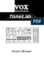 ToneLab LE Manual