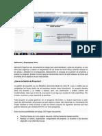 Definición y Principales Usos-project