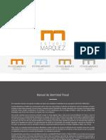 Estudio Marquez_Manual de Identidad Visual