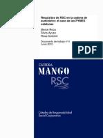 RSE - Las PyMes catalanas y su rol en la Cadena de Valor