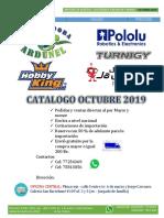 Catalogo Octubre 2019