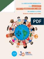PDF La Adecuacion Normativa a La Convencion Sobre Los Derechos Del Nino en America Latina