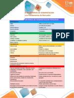 100504 Matriz de Criterios de Segmentación
