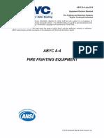 A-4 Fire Fighting Equipment - 1465724133_a-04