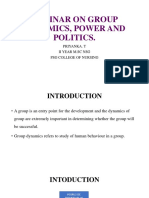 GROUP DYNAMICS, POWER AND POLITICS.pptx