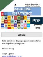 Clase 5 - Rol y Estrategias de Publicidad