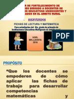 II TALLER DE FORTELLESIMIENTO DE CAPACIDADES DIRIGIDO A.pptx