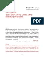 La triangulación España-Unión Europea-América Latina. Sinergias y contradicciones.pdf