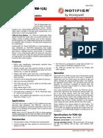 Notifier_FCM1_FRM1_Datasheet