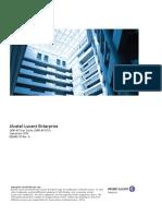 Alcatel Lucent AP1101-User Manual