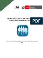 Instructivo Prevención Selectiva