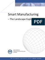 MESAWhitePaper52-SmartManufacturing-LandscapeExplainedShortVersion