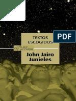 Junieles, John Jairo_Textos Escogidos_Leer el Caribe