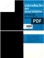 MANDEL, Ernest. Introdução ao marxismo (ed. Movimento, 1982)