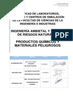 Cuadernillos de Guía Prácticas Productos Químicos y Materiales Peligrosos
