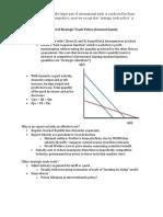 Case for Free Trade Econ Presentation