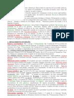 Literatura española del Renacimiento (apuntes)