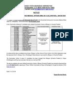 Notice ESIC New Delhi IMO Posts
