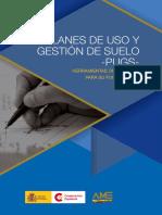 2019 AME Guia Planes Uso y Gestión del Suelo