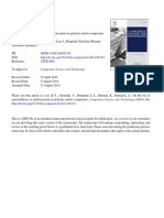 On the use of nanocellulose as reinforcement in polymer matrix composites