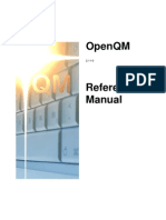 Quick Reference Manual