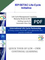 LCM CMM 2 Approach
