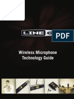 Line 6 Wireless microphones Whitepaper