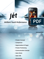 Jet (S8000) Sales guide Final Version (090528).ppt