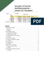 AB Datenbanksysteme (Inf-schule)Ww
