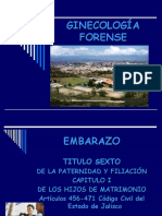 25. Ginecología forense