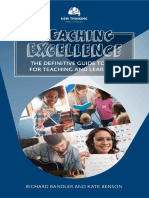 (NLP for Education) Richard Bandler_ Kate Benson - Teaching Excellence_ The Definitive Guide to Nlp for Teaching and Learning-New Thinking Publications (2018).pdf