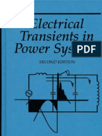 Electrical Transients in Power Systems 2E (Allan Greenwood)