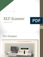 KLT-Scanner