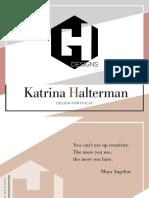 Katrina Halterman Portfolio