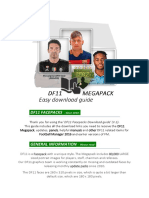 DF11 Facepacks Download guide 2016