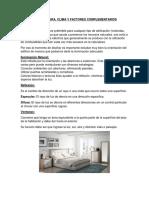 ARQUITECTURA y clima.docx