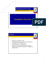 causation overview