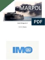 Peraturan Statutori - Kuliah Minggu 04 - MARPOL