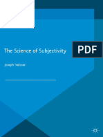 the science of subjectivity