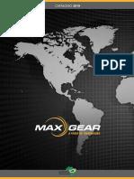 Max Gear Catálogo Aplicação 2019