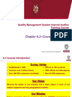 A.2.Introduction to Course & Audit