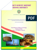 Dist Survey Report Kurnool