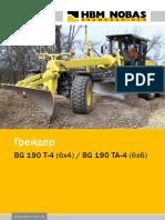 BG 190 Russisch
