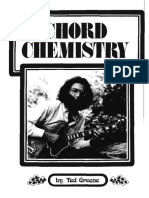 Chord Chemistry by Ted Greene PDF