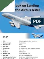 Landing Gear A380