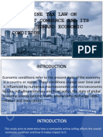 Feasibility Report on Philippine Tax  .pptx