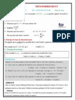 Cours -3eme Annee Secondaire-maths-dénombrement -Ammar Bouajila