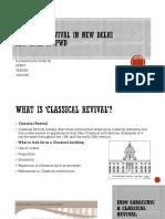 Classical revival building of new delhi.pptx